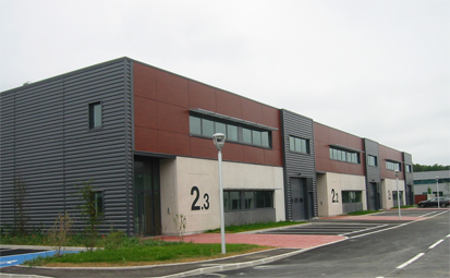 Locaux d'activités – Tavergny