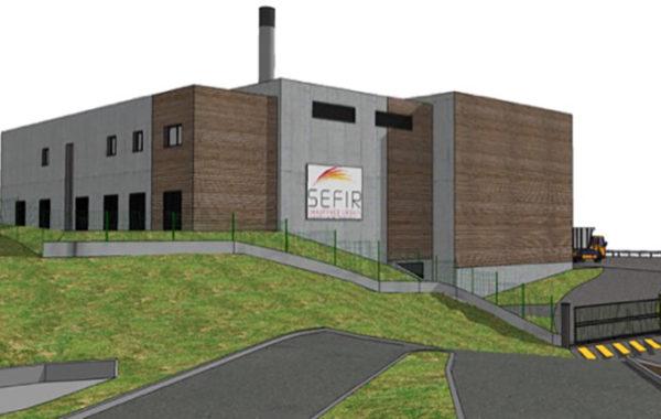 Chaufferie biomasse – Franconville