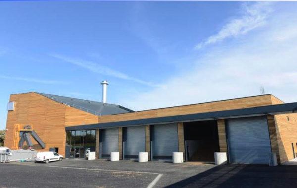 Chaufferie biomasse – Le Havre