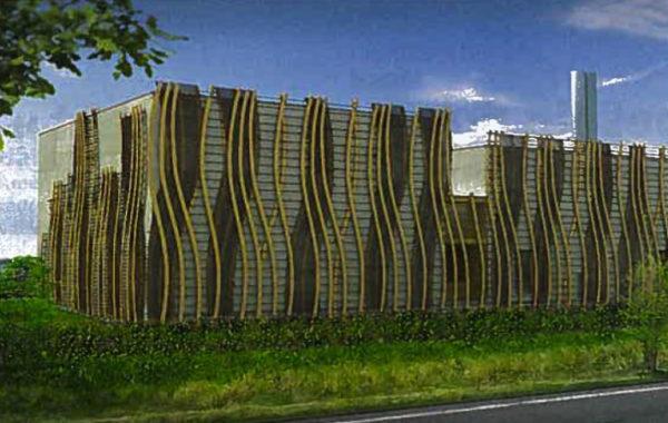Chaufferie biomasse – Reims