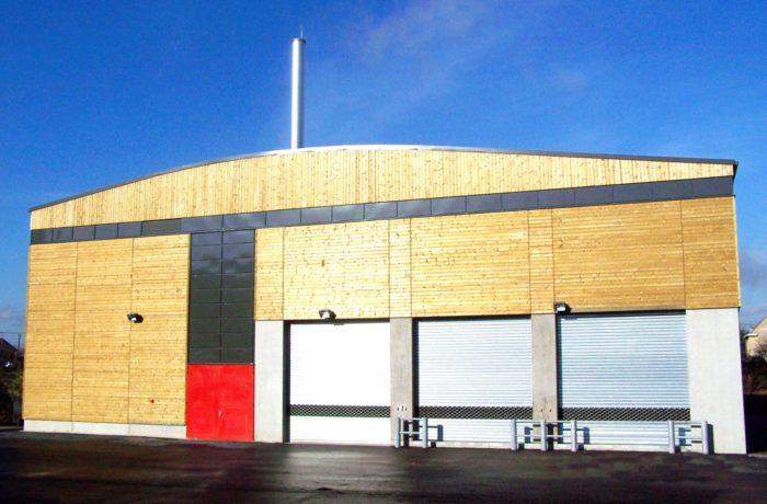 Chaufferie mixte biomasse et gaz – Chalons-sur-Saône