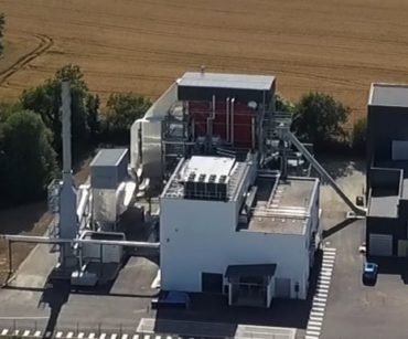 Cogénération Biomasse de LANVIAN  GUIPAVAS (29)